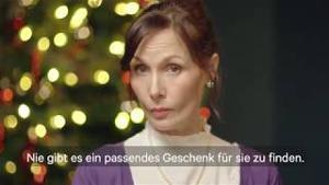 Kampagne: Die unbeschenkbare Schwiegermutter
