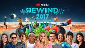 Kampagne: Youtube Rewind - The Shape of 2017