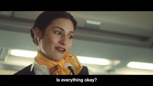Kampagne: Lufthansa 5 Star Airline