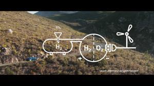 Kampagne: Audi g-tron Reminder