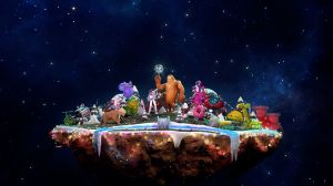 Kampagne: 3D Holiday - Microsoft TV Commercial