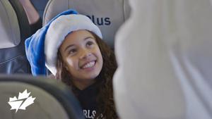 Kampagne: WestJet Christmas Miracle: 12 Flights of Christmas