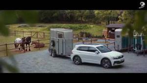 "Kampagne: VW Tiguan ""Lachende Pferde"" (Agentur: Grabarz & Partner)"