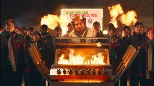 Kampagne: BURGER KING | #GiftOfFire