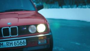 "Kampagne: Too Powerful: ""Christmas Tree Tragedy"" by BMW-M.com."