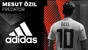 Kampagne: Adidas - Mesut Özil | Predator