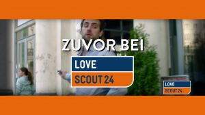 Kampagne: Lovescout24 - Große Geschichten beginnen oft mit kleinen Details - Spot 1