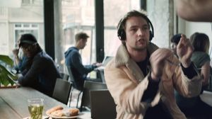 "Kampagne: Hornbach - ""Sag nicht Projekt, wenn Du nicht HORNBACH meinst."" - Café"