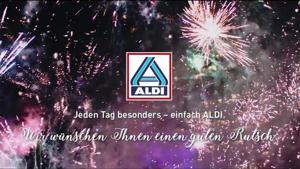 Kampagne: Aldi - Silvester