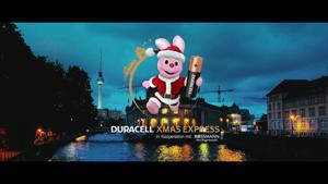 Kampagne: Duracell rettet Weihnachten 2017