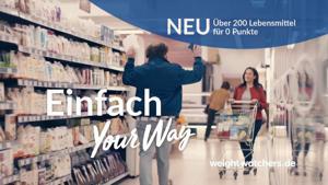 Kampagne: WW Your Way - Passt perfekt in dein Leben!