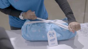 Kampagne: Decathlon | The Sportable Gift Wrap