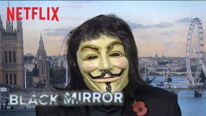 Kampagne: Black Mirror   Happy New Year   Netflix