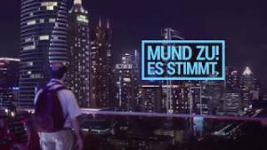 """Kampagne: Ab-in-den-Urlaub.de TV-Spot Skybar-Version """"Mund zu! Es stimmt."""""""