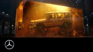 """Kampagne: Mercedes-Benz G-Klasse / """"Stronger than time"""""""
