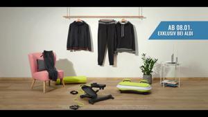 "Kampagne: Aldi TV-Spot TV Spot ""Fitness"""