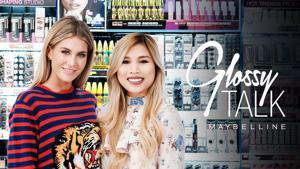 Kampagne: Glossy Talk #63 mit Kisu: Festliches Make-up mit MRS BELLA