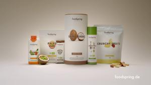 Kampagne: foodspring Bike 10s DE
