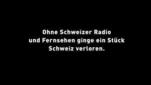 Kampagne: NEIN zu No-Billag - Stefanie Heinzmann