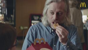 Kampagne: McDonald's - Familie ist, wer zusammen isst!