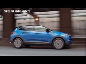 Kampagne: Opel - Der neue Opel Grandland X