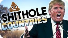 "Namibia lädt Donald Trump ins eigene ""S**thole Country"" ein"