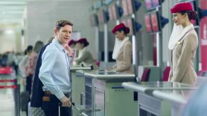 Kampagne: Emirates - Upgrade Your Airline