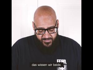Kampagne: Moses Pelham sagt #goodbyemilch