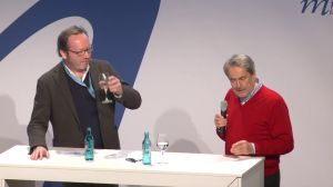 Kampagne: Deutscher Medienkongress 2018: Reinhard Springer und Reinhard Patzschke