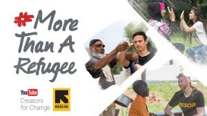 Kampagne: #MoreThanARefugee - Youtube Spotlight