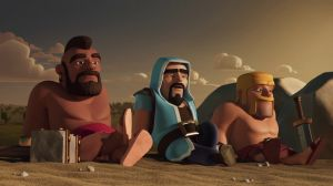 Kampagne: Clash of Clans: How Do We Get Over There?