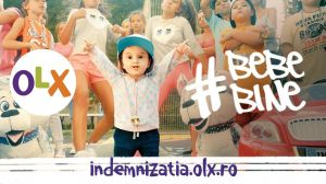 Kampagne: OLX.ro - Indemnizatia de #bebebine