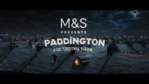 Kampagne: M&S Christmas TV Ad 2017 | Paddington & The Christmas Visitor #LoveTheBear