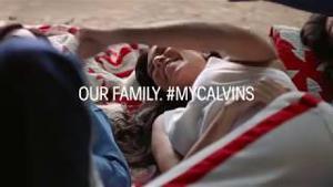 Kampagne: OUR FAMILY. #MYCALVINS: Kardashian / Jenner