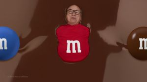 Kampagne: M&M's Super Bowl Teaser 2018 (featuring Danny DeVito) :15
