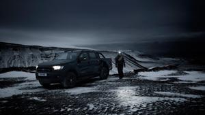 Kampagne: Ford Ranger Black Edition: 100 Days of Dark