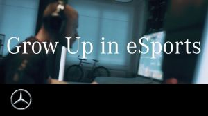Kampagne: Mercedes-Benz: Grow Up in eSports