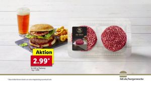 Kampagne: Lidl-Spot: Burgerwoche zum Super Bowl