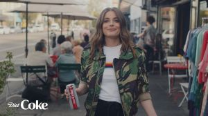 Kampagne: Diet Coke | Because I Can