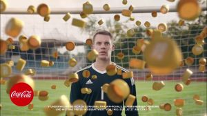 Kampagne: Coca-Cola TV-Spot - Jetzt schreibt ihr Vereinsgeschichte 2018
