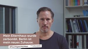 Kampagne: Queens #Fluchtgeschichte - Berliner Ratschlag für Demokratie