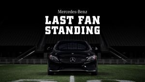 Kampagne: Last Fan Standing
