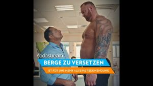 Kampagne: Sodastream - Join the Revolution
