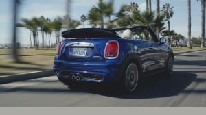 Kampagne: The New MINI Convertible | Live Unfiltered