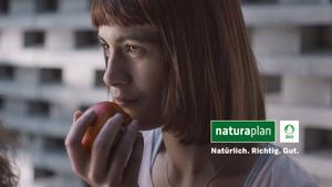 """Kampagne: Virtue für Naturaplan: """"25 Jahre Naturaplan: Natürlich. Richtig. Gut."""""""