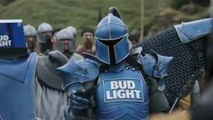 Kampagne: Bud Light - The Bud Knight