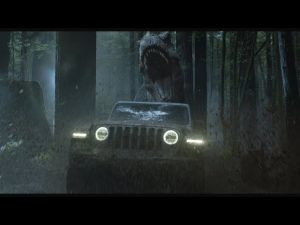 Kampagne: Official Jeep Super Bowl Commercial | Jeep Jurassic
