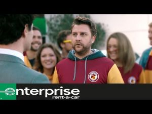 "Kampagne: Enterprise Rent-A-Car - ""Overtime"""