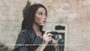 Kampagne: Winnie Harlow und T-Roc