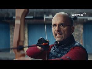 Kampagne: Mit Eurowings zu über 160 Zielen weltweit.